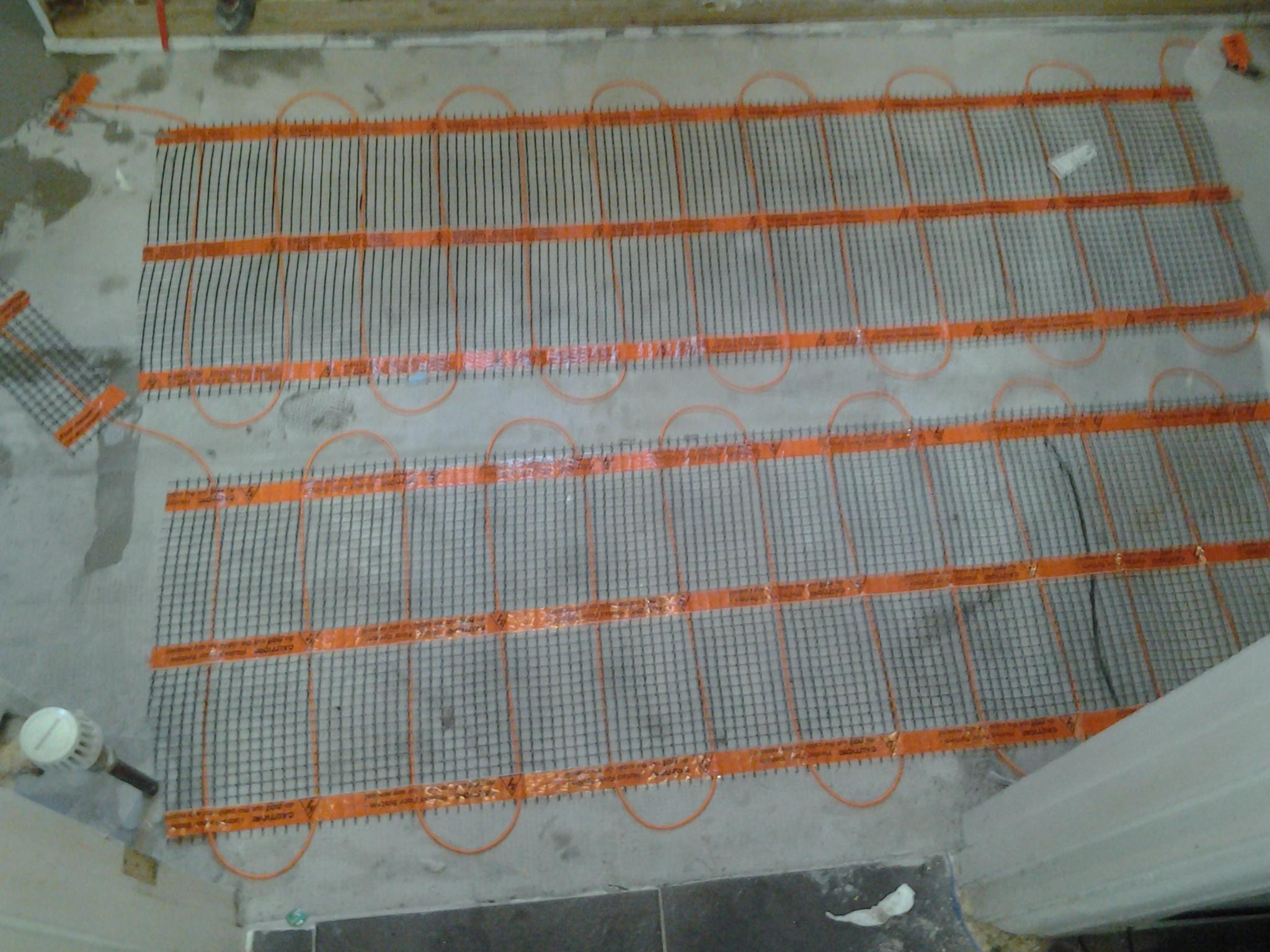 Underfloor Heating Hullbridge