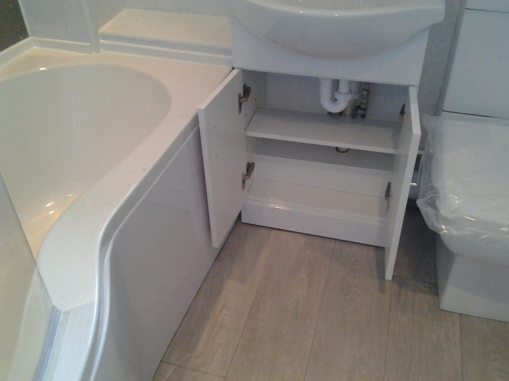 Bathroom make over rayleigh southend